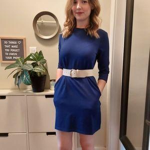 BNWOT 1861 Blue Dress Size Small